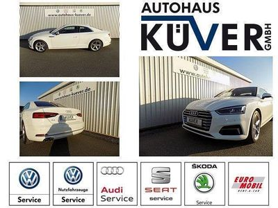 gebraucht Audi A5 Coupe 2,0 TDI Sport S-Tronic Neues Modell LED