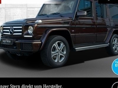 gebraucht Mercedes G500 Exklusiv Distronic Comand Harman SHD Kamer