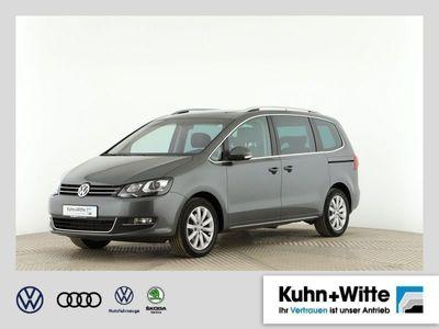 gebraucht VW Sharan 1.4 TSI BMT Highline DSG *EU6,Leder Vienn