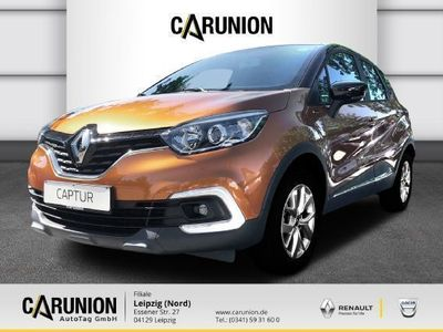 gebraucht Renault Captur LIMITED TCe 130 GPF