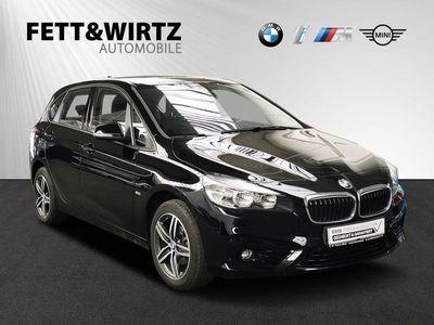 gebraucht BMW 216 Active Tourer i Sport Line