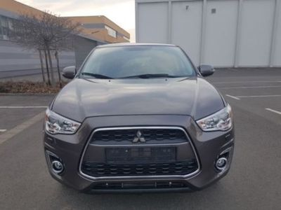 gebraucht Mitsubishi ASX 1.8 DI-D 4WD Xenon/ Rückfahrkamera/ Tempomat