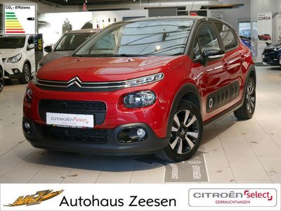 gebraucht Citroën C3 Pure Tech 110 S&S EAT6 FEEL KLIMA SHZ EU6
