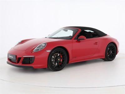 gebraucht Porsche 911 Carrera 4 Cabriolet 991 (911) GTS