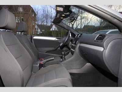 gebraucht VW Golf Cabriolet VI 1.6 TDI BMT Navi