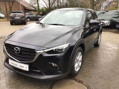 gebraucht Mazda CX-3 G121 Exclusive-Line *LED-Licht*PDC*Tempomat*
