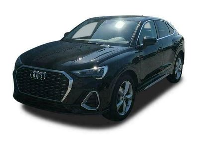 gebraucht Audi Q3 Q3Sportback 35 TFSI S-Tronic S-Line ACC AHK