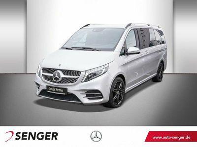 gebraucht Mercedes V300 d Edition Avantgarde 4x4 lang AMG Pano 360 Fahrzeuge kaufen und verkaufen