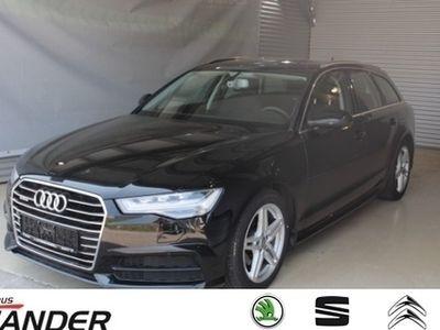 gebraucht Audi A6 Avant 2.0 TDI quattro Navi+Rückfahrkamera