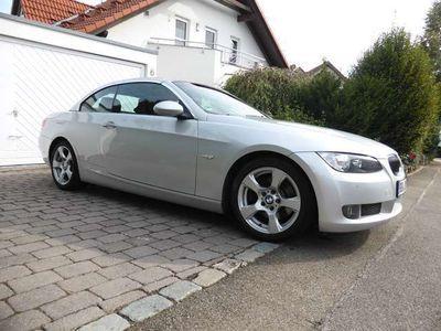 gebraucht BMW 325 Cabriolet 3er DPF