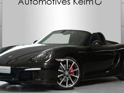 gebraucht Porsche Boxster S SPORTABGAS PCM 20ZOLL PASM PA BT SH