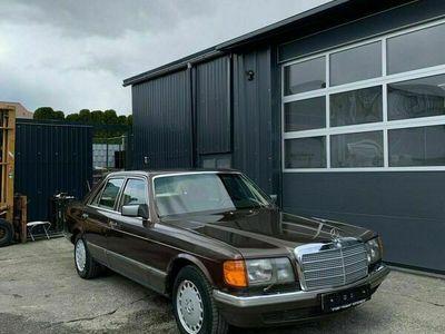 gebraucht Mercedes 380 Mercedes SE W 126V8