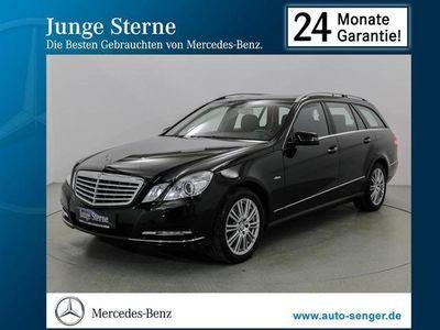 gebraucht Mercedes E220 CDI T Elegance