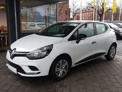 gebraucht Renault Clio IV 0.9 TCe 75 Life Klimaanlage Euro 6, Navi