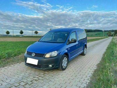 gebraucht VW Caddy Maxi Life 1.6 TDI