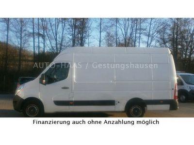 gebraucht Renault Master Kasten Maxi L3H3