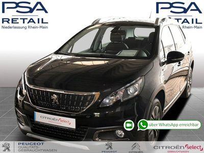 gebraucht Peugeot 2008 BlueHDi 100 S&S Allure *Klimaautom*MirrorL-CarPlay