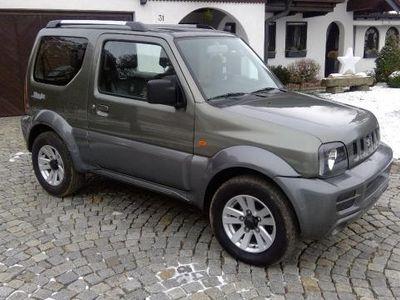 używany Suzuki Jimny Style