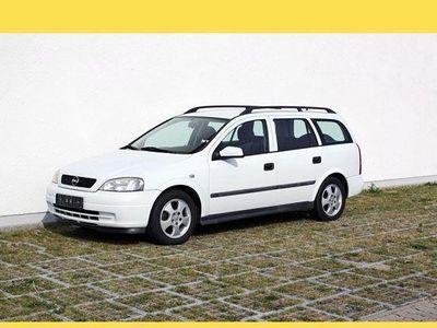 gebraucht Opel Astra G 2.0 DTI EDITION 2000 KLIMA / EURO 3