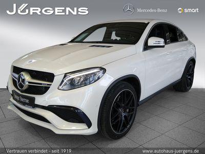gebraucht Mercedes GLE63 AMG AMG 4M Coupé Vmax/22/Comand/ILS/Distr/HK