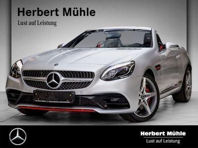 gebraucht Mercedes 300 SLCRedArt Ed+AMG Line+Comand+Spur-P+DAB+LED