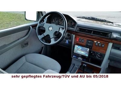 gebraucht Mercedes G230 AHK/eSSD/Top Zustand/ohne erkennbaren Rost