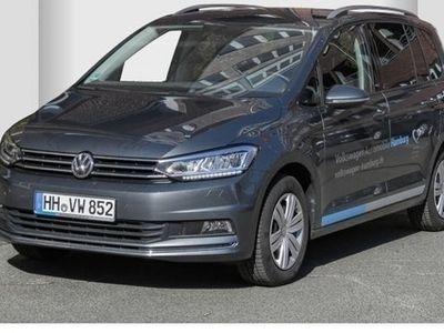 gebraucht VW Touran 1.4 TSI DSG Sound 7-Sitzer LED Navi