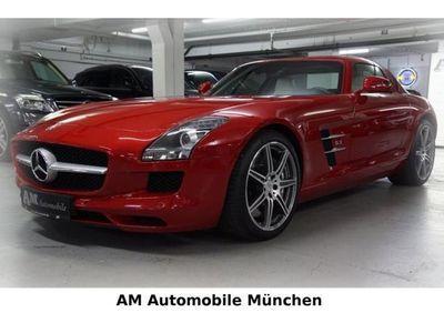 gebraucht Mercedes SLS AMG Coupe Deutsches FZ Neuzustand