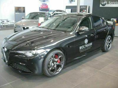 gebraucht Alfa Romeo Giulia 2.0 Turbo 147 KW (200PS) B-Tech als Limousine in Bremen