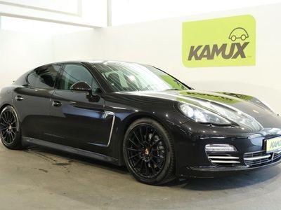 gebraucht Porsche Panamera 3.0D Platinum Edition +Luft +GSHD +Park-Assist +ACC +Soft-Close
