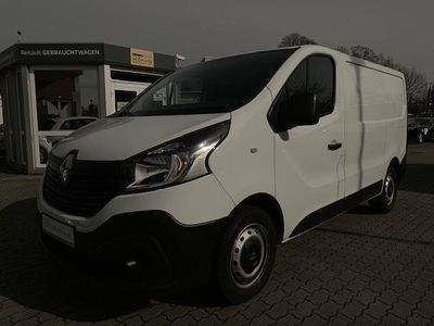 used Renault Trafic Lkw 1.6 dCi FAP Komfort L1H1 2,7t