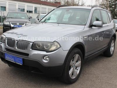 gebraucht BMW X3 3.0d Aut. PANORAMA,LEDER,NAVI,XENON,PDC