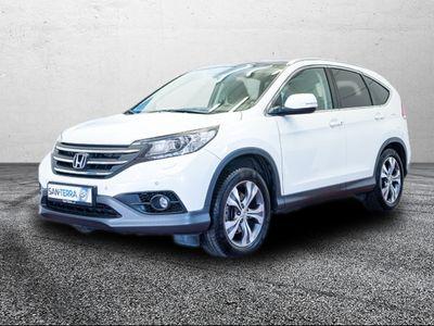 gebraucht Honda CR-V Executive 4WD 2.2 i-DTEC Panorama e-Sitze Schaltwi