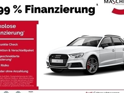gebraucht Audi S3 Sportback Alcantara Matrix VC BlackEdition ma