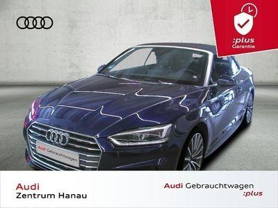 gebraucht Audi A5 Cabriolet Sport Cabrio 45 TFSI quattro 3XS-LINE*MATRIX*HUD*B&O*KOPFRAUMHEIZUNG*