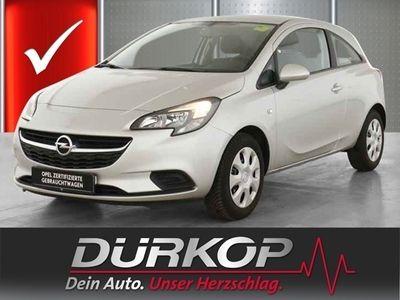gebraucht Opel Corsa Edition 1.4 Turbo EU6d-T Winterpaket/Klima/CD-MP3-Bluetooth