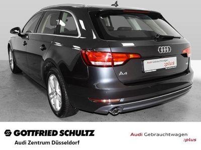gebraucht Audi A4 Avant 2.0 TDI 6-Gang Ambition inklusive Anschlussgarantie - Klima,Xenon,Sitzheizung,Alu,Servo,