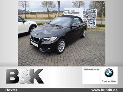 gebraucht BMW 220 d Cabrio (Navi Xenon Klima Einparkhilfe)