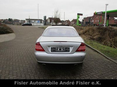 gebraucht Mercedes CL500 Comand KeylessGo Distronic