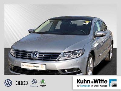 gebraucht VW CC 2.0 TDI BMT DSG *EU6,Leder Nappa,Xenon,Interl