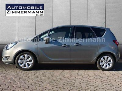 gebraucht Opel Meriva Innovation 17.329KM, Navi, Kam