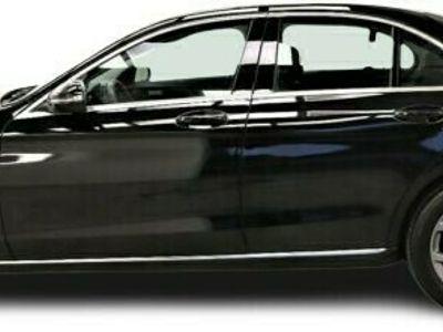 gebraucht Mercedes C180 C 180CGI 156PS Avantgarde 9G-Tronic Navi LED