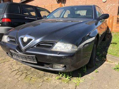 gebraucht Alfa Romeo 166 166 3.0 V6 24V Distinctive