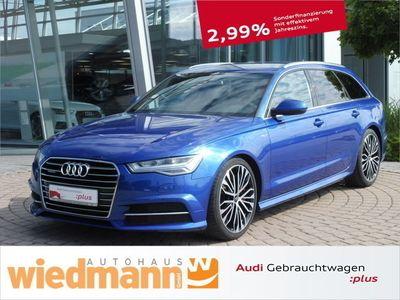 gebraucht Audi A6 Avant competition 3.0 TDI qu. tiptr., LED+el.Sitze