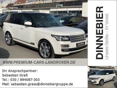 gebraucht Land Rover Range Rover RANGE ROVER TDV6 Autobiography |Berlin Gebrauchtwagen, bei Autohaus Dinnebier GmbH
