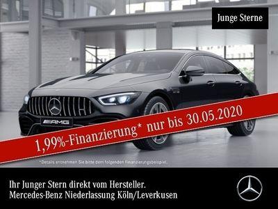 gebraucht Mercedes AMG GT 4M Keramik Carbon Perf-Lenk Fahrass Stdhzg