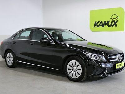 gebraucht Mercedes C220 d Diesel 194 HV, 4d, 9G-Tronic