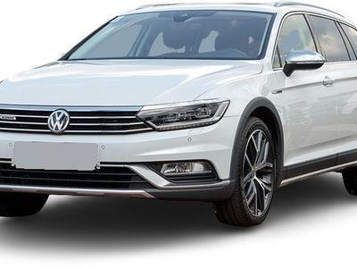 gebraucht VW Passat Alltrack Passat Alltrack 2.0 TDI DSG 4M Standhzg Navi Klima Leder