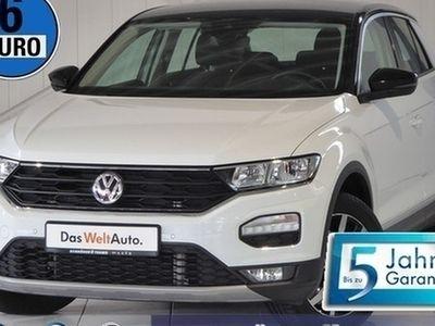 gebraucht VW T-Roc 2.0 TDi DSG 4-Motion Style