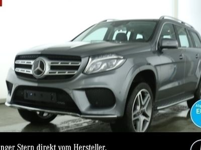 gebraucht Mercedes GLS350 d 4M AMG 360° Airmat COMAND ILS LED AHK